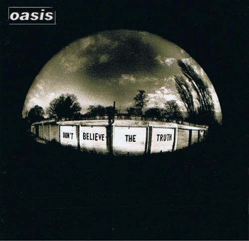 OASIS Don't Believe The Truth CD Album Helter Skelter 2005